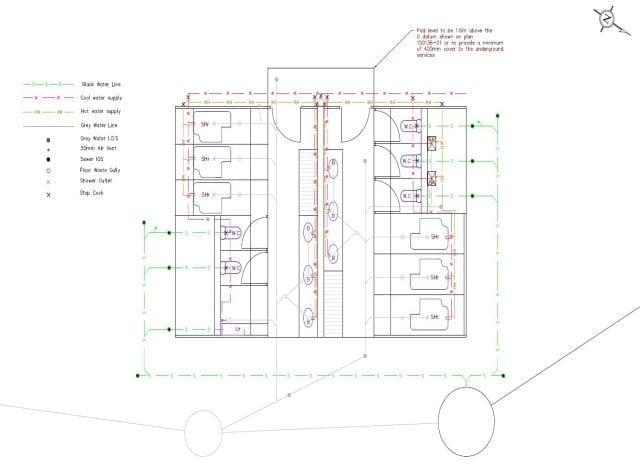Thunderbird Park Hydraulic Design