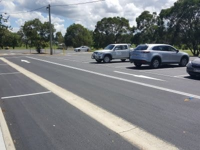 St Marys Beaudesert Carpark and Driveway Upgrade