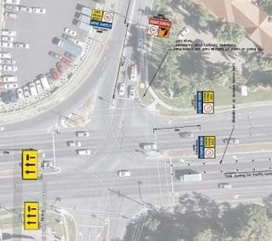 Traffic Management Design Open RPEQ Queensland Main Roads MUTCD