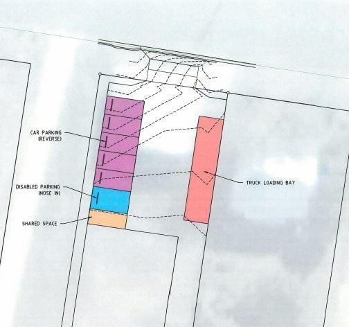 Australian Standards Site Specific Carpark Design 1