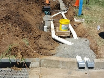 Queensland Urban Utilities Water Connection Kalbar